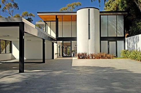 Residencia contemporánea de lujo, 23 Oakmount en Beverly Hills