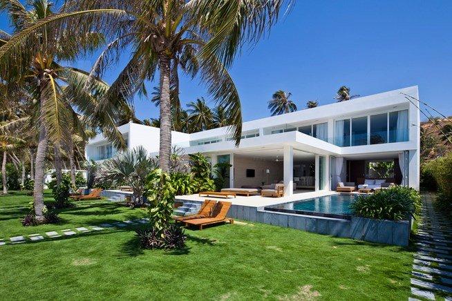 Escondite moderno en Vietnam: Oceanique Villas