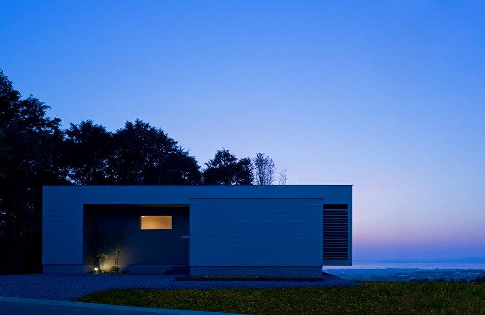 Casa japonesa con vistas espectaculares de la bahía de Omura:  Casa Y7