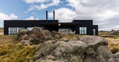 Casas de campo contemporanea en Argentina