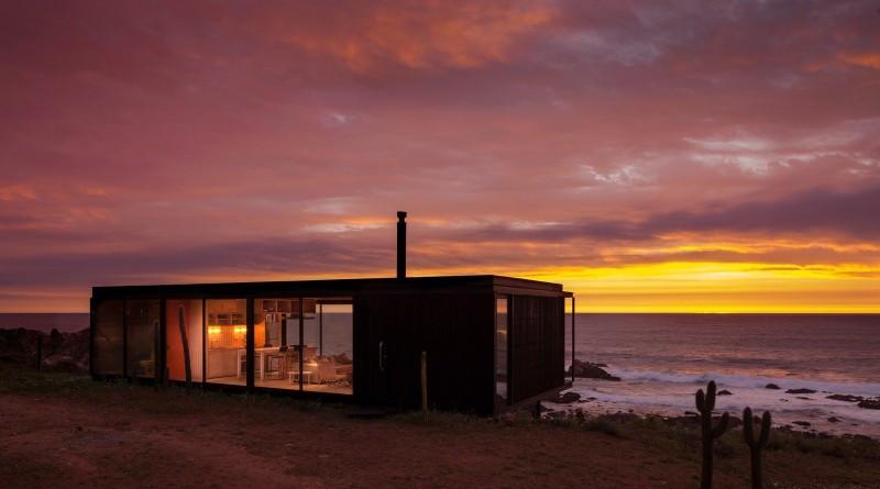 Casa Modular y Transportable, Casa Remota en Chile
